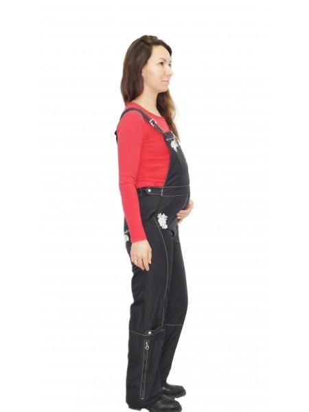 Комбинезон утепленный для беременных