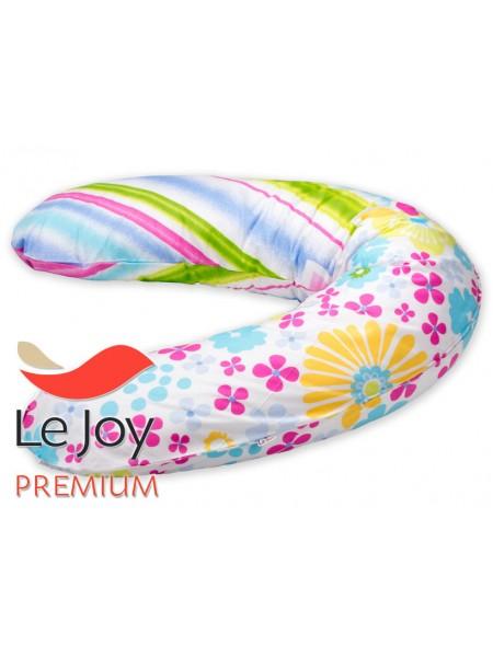 Подушка для беременных Premium цветная