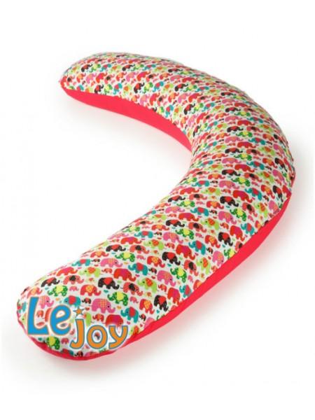 Подушка для беременных Relax розовая