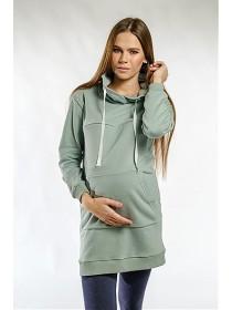 Платье-туника  для беременных и кормящих