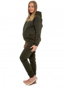 Костюм спортивный утепленный для беременных и кормящих