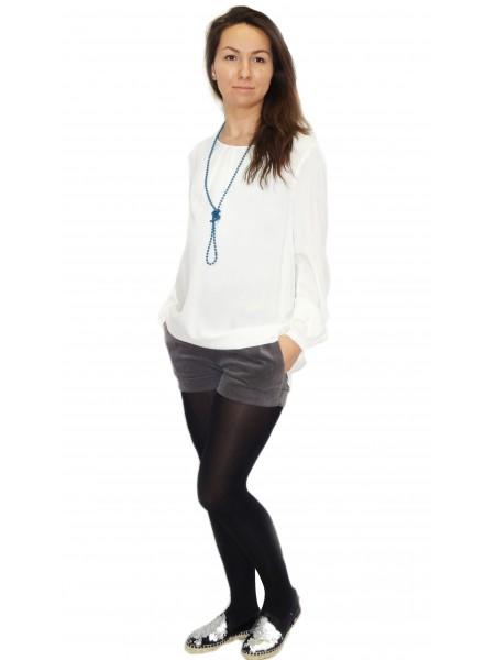 Блузка белая для беременных