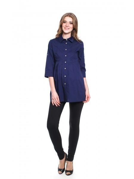 Блузка синяя NewForm